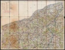 Köslin : Ravensteins Große Rad- und Autokarte