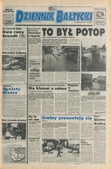 Dziennik Bałtycki, 1993, nr 183
