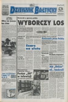 Dziennik Bałtycki, 1993, nr 189
