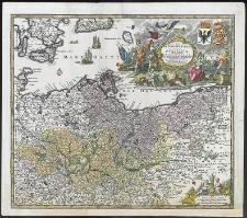 Marchia five Electoratus Brandenburgicus nec non Ducatus Pomeraniae cum magna Maris Baltthici et Provinciarum Adnexarum