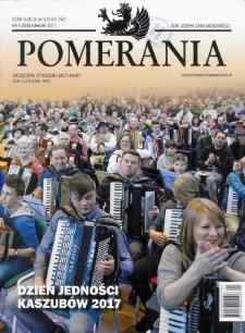 Pomerania : miesięcznik społeczno-kulturalny, 2017, nr 4