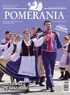 Pomerania : miesięcznik społeczno-kulturalny, 2017, nr 6