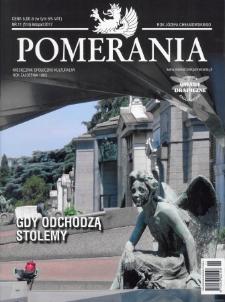 Pomerania : miesięcznik społeczno-kulturalny, 2017, nr 11