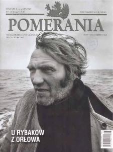 Pomerania : miesięcznik społeczno-kulturalny, 2018, nr 1