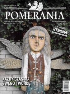 Pomerania : miesięcznik społeczno-kulturalny, 2017, nr 12