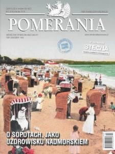 Pomerania : miesięcznik społeczno-kulturalny, 2018, nr 3