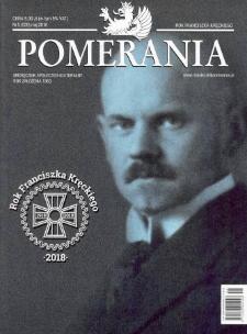 Pomerania : miesięcznik społeczno-kulturalny, 2018, nr 5