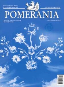Pomerania : miesięcznik społeczno-kulturalny, 2018, nr 7-8