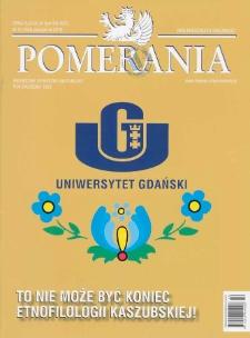 Pomerania : miesięcznik społeczno-kulturalny, 2018, nr 10
