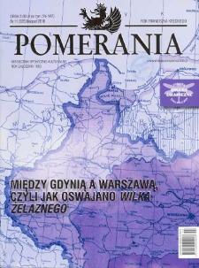 Pomerania : miesięcznik społeczno-kulturalny, 2018, nr11