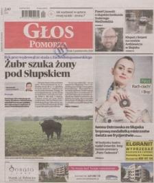 Głos Pomorza, 2018, październik, nr 230