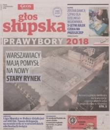 Głos Słupska : tygodnik Słupska i Ustki, 2018, październik, nr 232
