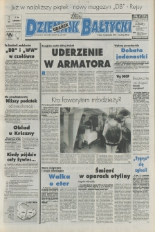 Dziennik Bałtycki 1995, nr 242