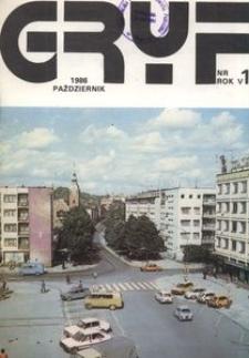 Gryf 1986, październik