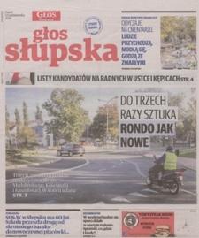 Głos Słupska : tygodnik Słupska i Ustki, 2018, październik, nr 238