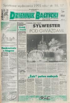 Dziennik Bałtycki 1995, nr 302