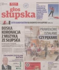 Głos Słupska : tygodnik Słupska i Ustki, 2018, październik, nr 244