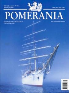 Pomerania : miesięcznik społeczno-kulturalny, 2019, nr 5