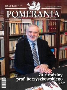 Pomerania : miesięcznik społeczno-kulturalny, 2016, nr 2