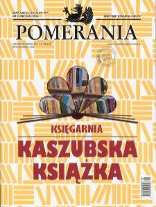 Pomerania : miesięcznik społeczno-kulturalny, 2016, nr 5
