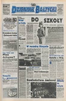 Dziennik Bałtycki, 1993, nr 202