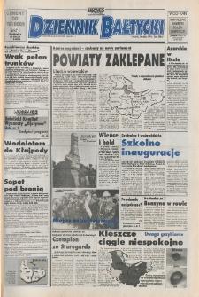 Dziennik Bałtycki, 1993, nr 203