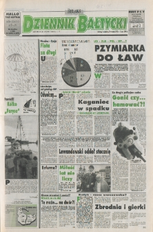 Dziennik Bałtycki, 1993, nr 205