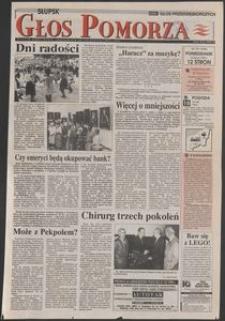 Głos Pomorza, 1995, lipiec, nr 157