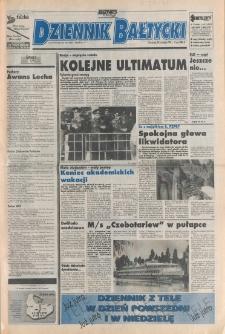 Dziennik Bałtycki, 1993, nr 227