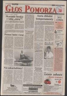 Głos Pomorza, 1995, lipiec, nr 165