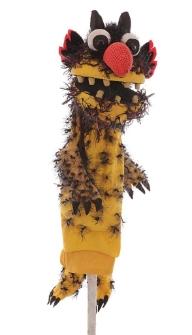 Diabeł Żółty