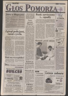 Głos Pomorza, 1995, lipiec, nr 167