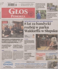 Głos Pomorza, 2018, październik, nr 249
