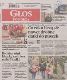Głos Pomorza, 2018, październik, nr 254
