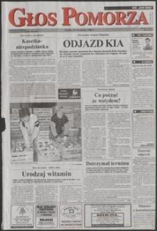 Głos Pomorza, 1998, wrzesień, nr 228