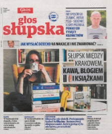 Głos Słupska : tygodnik Słupska i Ustki, 2018, sierpień, nr 179