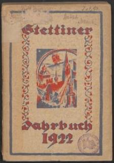 Stettiner Jahrbuch [1922]