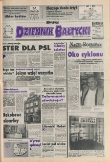 Dziennik Bałtycki, 1993, nr 234