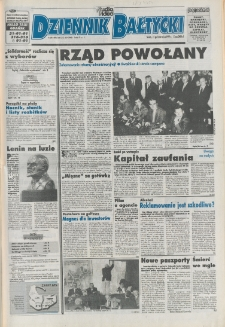 Dziennik Bałtycki, 1993, nr 250