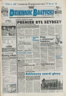 Dziennik Bałtycki, 1993, nr 251