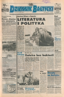 Dziennik Bałtycki, 1993, nr 255