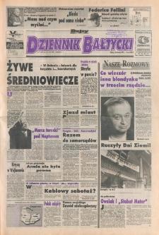 Dziennik Bałtycki, 1993, nr 257