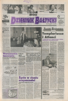 Dziennik Bałtycki, 1993, nr 262