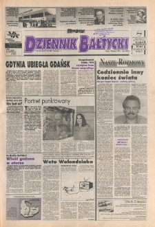 Dziennik Bałtycki, 1993, nr 268