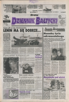 Dziennik Bałtycki, 1993, nr 274