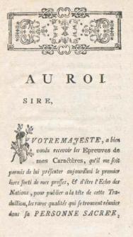 Mowy za czterema stanami - kupieckim, rolniczym, zołnierskim, i ludzi uczonych, który z nich jest kraiowi pozytecznieyszy a zatym pierwszy do łask i szczegulnieyszey monarchow opieki / przełozone z francuskiego przez Franciszka Barssa