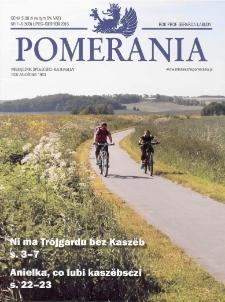 Pomerania : miesięcznik społeczno-kulturalny, 2016, nr 7-8