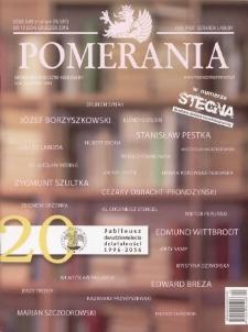 Pomerania : miesięcznik społeczno-kulturalny, 2016, nr 12