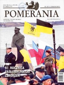 Pomerania : miesięcznik społeczno-kulturalny, 2017, nr 2
