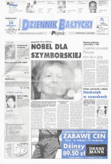 Dziennik Bałtycki, 1996, nr 233